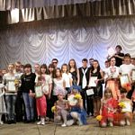 Победители фестиваля «Танцевальный имидж» в Крестецком районе