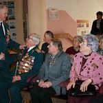 Встреча студентов и преподавателей НовГУ с ветеранами Великой Отечественной войны «Мы помним. Мы гордимся!»