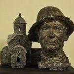 Скульптор запечатлел образ реставратора