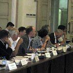 Преподаватели НовГУ приняли участие в слушаниях Общественной палаты РФ по вопросам сохранения археологического наследия