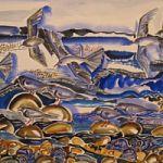 Выставка «Дуновение вдохновения» художника – фарфориста  новгородчины  Марины  Андреевой
