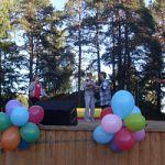 Праздничные мероприятия, посвящённые празднованию Дня Молодёжи  в  Любытине