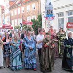 Великий Новгород был представлен на 32-х Международных Ганзейских днях в Люнебурге (Германия)