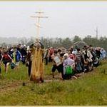 Престольный праздник деревни Менюша Шимского района