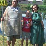 День рыбака в с. Никольское Демянского района