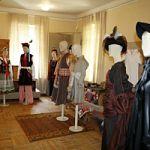 Польский исторический костюм в Новгородском кремле