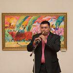 Концерт на выставке «Живопись современной Армении»
