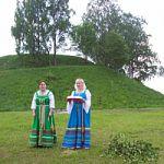 II фестиваль раннесредневековой культуры «Княжья Гора» в Батецком районе