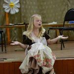 Бал принцесс в п.Прогресс Боровичского района