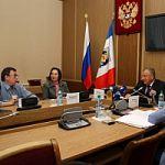 Сергей Митин встретился с журналистами Северо-Западного федерального округа