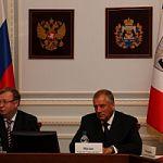 Председатель Счетной палаты Сергей Степашин посетил Великий Новгород