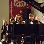 Торжественное закрытие II Международного  фестиваля  русской музыки в городе Старая Русса