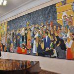 Выставка новгородских художников:  Заслуженного  художника России Александра Варенцова и Светланы Акифьевой