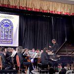 Знаки 1150-летия - организаторам II Международного фестиваля русской музыки в Старой Руссе