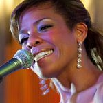 Звезда американского джаза - вокалистка Николь Хенри
