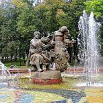 В воскресенье остановят работу городских фонтанов