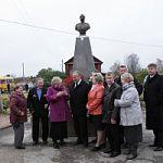 Сергей Митин посетил Мошенской муниципальный район