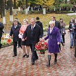Глава региона  Сергей Митин принял участие в праздничных мероприятиях, посвященных 85-летию со дня образования Боровичского района.