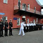 Открытие спортивного комплекса «Детский морской центр «КЮМ»