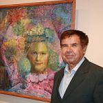 Персональная выставка Анатолия Шиманина «Ритмы жизни» откроется в выставочном зале НовГУ
