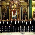 Фестиваль пяти кремлей: мужской хор Вологодской филармонии