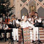 Фольклорный ансамбль «Базилик» (г. Бакэу, Румыния)
