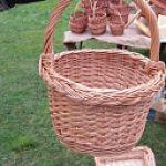 Первый областной семинар – практикум по плетению из ивового прута
