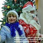 Новогодний литературно - музыкальный вечер в салоне «Муза» г.Боровичи