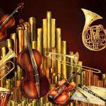 Концерт объединённого симфонического оркестра Великого Новгорода и Санкт-Петербурга