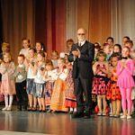 Районный фестиваль  детского творчества «Радуга» в Валдае