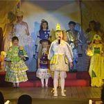 Фестиваль карнавальных костюмов «Волшебная иголочка-2013» в Демянском районе