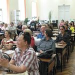 Совещание директоров муниципальных библиотек области