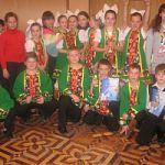 Юные дарования г.Окуловка приняли участие во Всероссийском  конкурсе