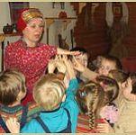 Маленьких новгородцев приглашаем на детские посиделки
