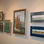 Персональная выставка студентки Марии Гусар