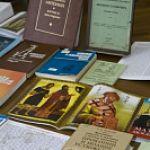 Дни православной книги в НовГУ. Чтения «Кирилл и Мефодий – основатели книжной традиции»