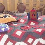 Районная  выставка-конкурс женского рукоделия «КРАСОТА  СПАСЕТ  МИР»