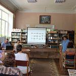 Встреча к 100-летию памятника Орел в Старой Руссе