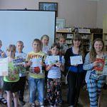 Подведены итоги «Марша парков – 2013» в детской библиотеке г. Старая Русса