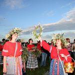 В Великом Новгороде прошел фольклорный праздник  «Новгородское купалье»