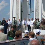 Прошли торжественные мероприятия, посвященные 25-летию  новгородской поисковой экспедиции «Долина»