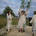 Праздник «Купальские забавы» на  берегу р. Пола  в деревне Турно