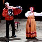 II межрайонный фестиваль любителей частушки в Маловишерском районе