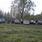 Автопробег, посвященный  25-летию со дня создания областной организации Всероссийского общества инвалидов