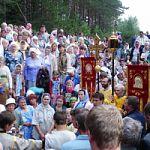 Ильинская пятница в Крестецком районе
