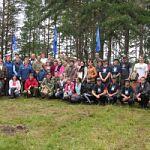 В Марёвском муниципальном районе прошел туристический слет