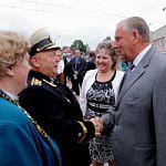 Глава региона посетил Пестовский муниципальный район
