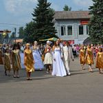 Демянск отметил свой 607-й день рождения