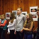Выставка «Дыхание юности» в г.Чудово
