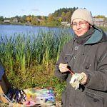 Благотворительный аукцион в поддержку новгородского художника Светланы Ивановой